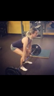 Power lifting Kelsey